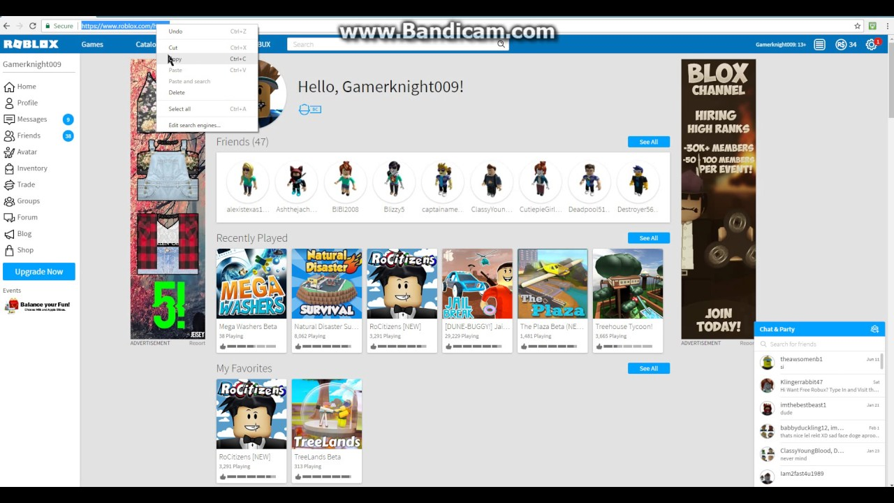 How To Set Up A Promotional Link In Roblox Youtube