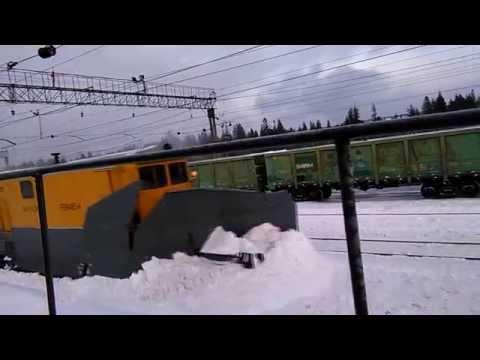 Ремонт, укладка железнодорожных путей...