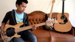 J-Rocks - Meraih mimpi (Cover bass by Akiharu)