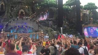 Kshmr - Wildcard @ Tomorrowland 2016