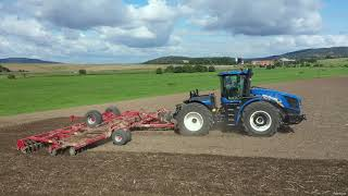 Demo New Holland T9 565