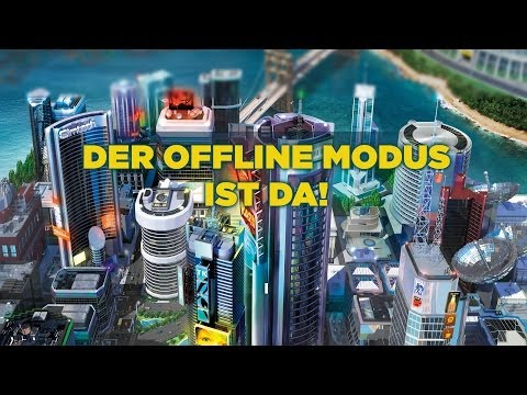 Spiele SimCity Offline! Gameplay Tutorial