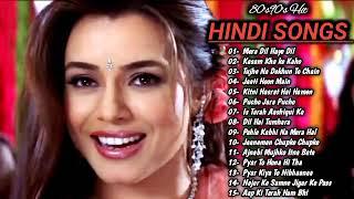 Hindi Melody Songs l Superhit Hindi Romantic Songs ll Kumar Sanu, Udit Narayan, Alka Yagnik