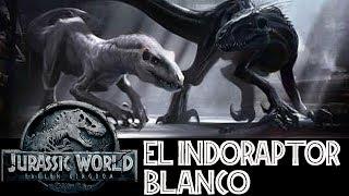 La Escena del Indoraptor Blanco - Fallen Kingdom