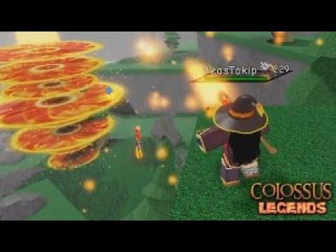 Colossus Legends Trailer 4
