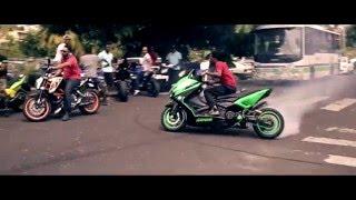 Gwada Riderz Escapade Mada Wheelie Boyz Bike Life (Shot By M.Filmz)