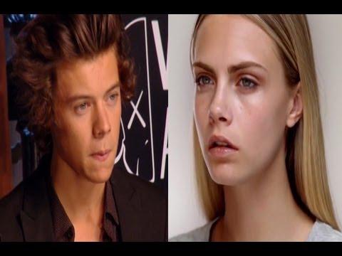 Cara Delevingne Y Harry Styles Juntos