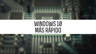 Trucos para acelerar el arranque con Windows 10
