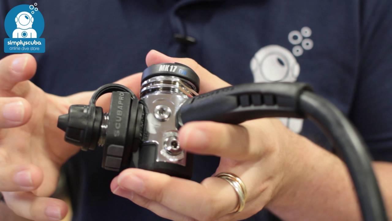 SCUBAPRO C350 Scuba Regulator
