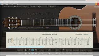 Hướng dẫn sử dụng chức năng Tab Player của Ample Guitar trên FL Studio