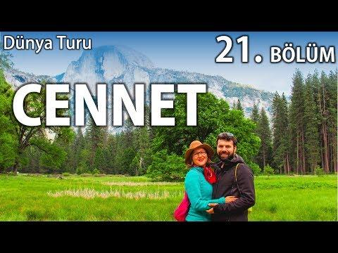 YOSEMITE Ulusal Parkına Gidiyoruz | Zorlu Karavan Yolculuğu | Amerika | 21.Bölüm