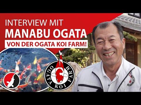 Interview mit Manabu