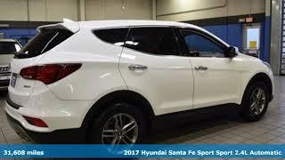 Used 2017 Hyundai Santa Fe Sport Washington DC Honda Dealer, MD #FKU301459A