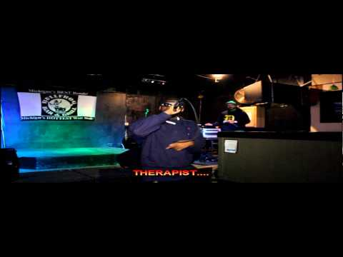DJ KING DAVID PRESENTS DETROIT SKILLS WITH THERAPIST, 1-4-2014 PROMOTED BY KENNY GOODLIFE.