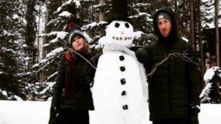 Taylor Swift y Calvin Harris, primeras navidades juntos