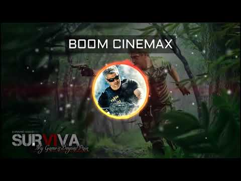 Vivegam BGM Soundtrack - Anirudh Ravichandar