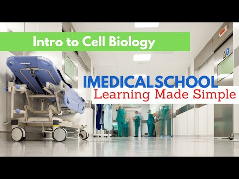 Medical School - Cell Biology Introduction