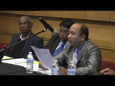 Seminar on Financial Crimes in Bangladesh, New York