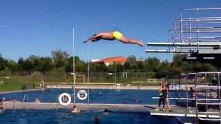 Schwimmen pur Sep 4, 2013