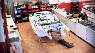 Racecar Build In Time Lapse