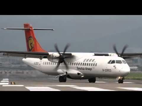 BBC News-Taiwan TransAsia plane crash-lands in Taipei river