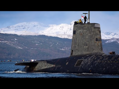 Preview - On Board Britain's Nuclear Submarine: Trident