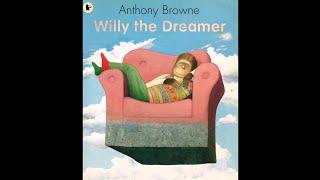 서연이가 읽어주는 그림책 'Willy the dream…