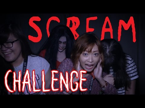 Potato Box: Scream Challenge
