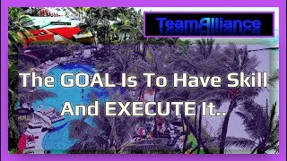 The Goal Is To Have the Skill and EXECUTE It.. | #TANuggets