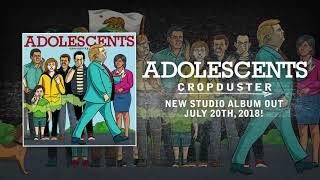 Adolescents - Sunspot Screams (Album Track) - Concrete Jungle Records