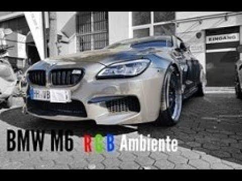 BMW M6 RGB Ambiente Nachrüsten Für 1500€ By Ledov DAS GAB ES NOCH NICHT!!