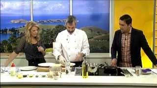 Scrumptious Scrimp & Splurge Chicken Recipe - Good Morning Show