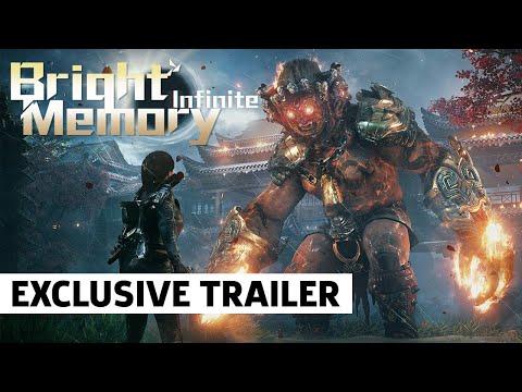 Новая геймплейная демонстрация Bright Memory Infinite