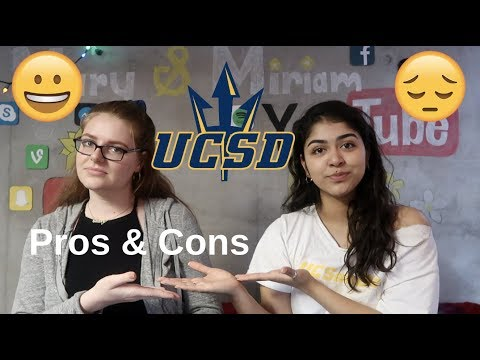 PROS & CONS OF UCSD | MARY & MIRIAM