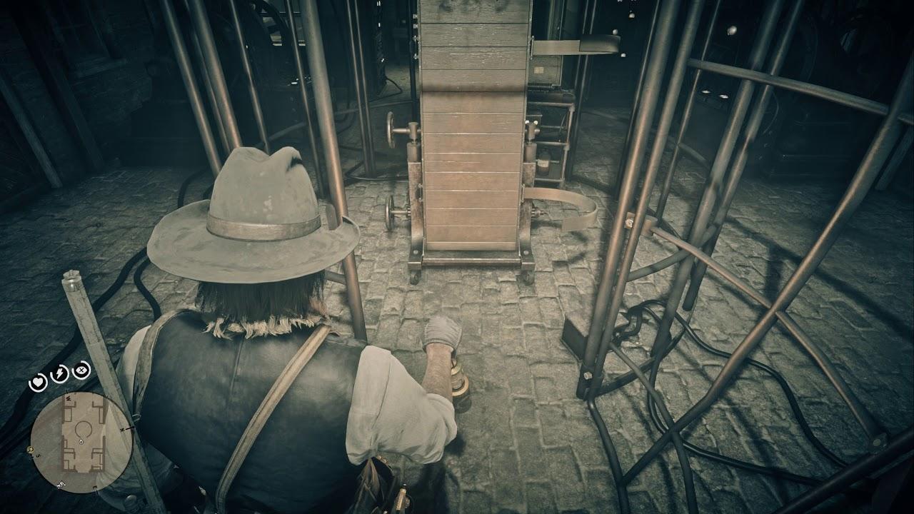 Red Dead Redemption 2 PC Gameplay Cap4 Destino Doctor Marko Dragic Un Brillante Saltimbanqui HD