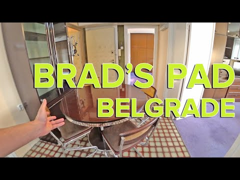 IS THIS THE BEST APARTMENT IN BELGRADE SERBIA FOR 2020?