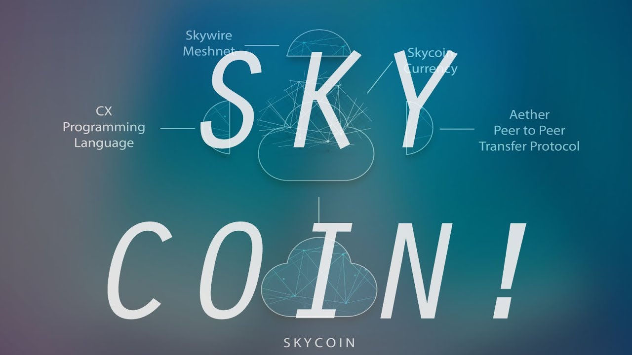 Skycoin: A Power Crypto-Currency Creating A Decentralized Internet!