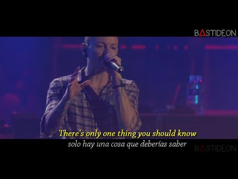Linkin Park - In The End (Sub Español + Lyrics)