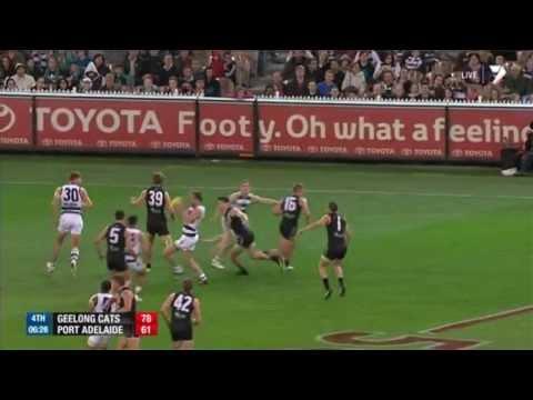 Semi Final 2 - Geelong v Port Adelaide Highlights