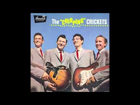 """THE """"CHIRPING"""" CRICKETS /// 12. Rock Me My Baby (Buddy Holly And The Crickets) Mp3"""
