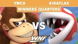 WNF 4.11 - YMCA (Donkey Kong) VS Kiraflax (Piranha Plant) Winners Quarters - Smash Ultimate