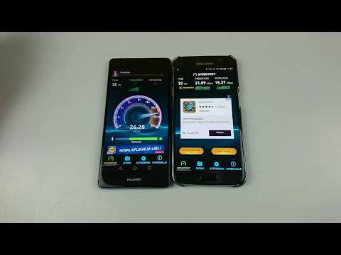 Huawei P9 vs Samsung Galaxy S7 - #SpeedTest