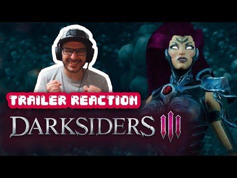 REACCIÓN: Darksiders 3 - Trailer Gamescom 2018 (PS4/XBOX/PC)