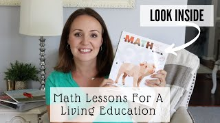 MATH LESSONS FOR A LIVING EDUCATION | HOMESCHOOL MATH CURRICULUM | MASTERBOOKS