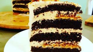 Tort SNICKERS rețeta proprie Cake SNICKERS own recipe Торт СНИКЕРС собственный рецепт