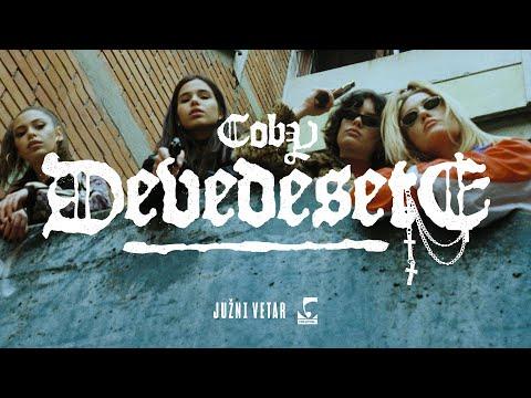 Смотреть клип Coby - Devedesete