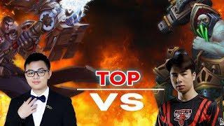SofM cầm Jayce TOP đối đầu Urgot trong tay Zeros - SofM Stream Rank Việt