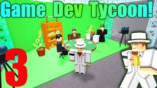 [ROBLOX: Game Dev Tycoon] - Lets Play Ep 3 - Returning Investments and Marketing!