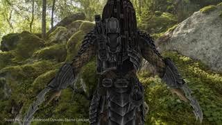 Predator Dynamic Theme Concept - Unreleased