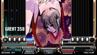 S S D Fantasica ft Yukko   Hanafubuki ~IIDX Limited~, 150BPM  Genre, Jpaanese Alteration ^^ IIDX14 G